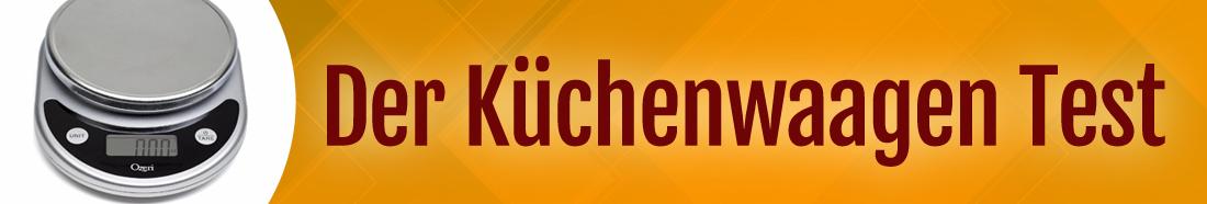 Küchenwaage Test ++ Testsieger ++ Top 5 Produkte